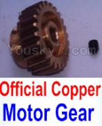 Wltoys K949 Parts-59-01 Official Copper Motor Gear