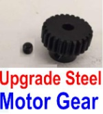 Wltoys K949 Parts-59-02 Upgrade Steel Motor Gear