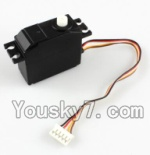 Wltoys K949 Parts-77 Official Server 25g