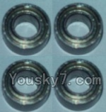 Wltoys K949 Parts-80 Bearing(3X6X2.5)-4pcs