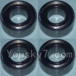 Wltoys K949 Parts-82 Bearing(5X10X4)-4pcs