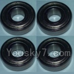 Wltoys K949 Parts-83 Bearing(5X13X4)-4pcs
