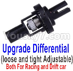 Wltoys P929 Spare Parts-64 Upgrade Differential(loose and tight Adjustable)-Both For Racing and Drift car