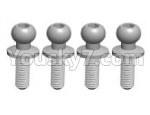 Wltoys K999 Spare Parts-70-01 K989-10 Ball screw(4pcs)-3.5X10.8