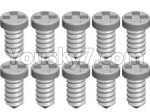 Wltoys P929 Spare Parts-70-09 K989-20 Screws(10pcs)-1.4X4PA