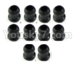 Wltoys P929 Spare Parts-70-13 K989-44 Plastic ball head parts(10pcs)
