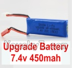 Wltoys K999 Parts-03 Upgrade 7.4V 450MAH Battery