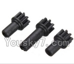 Wltoys K999 Parts-13 Gear parts(3pcs)