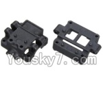 Wltoys K999 Parts-24 Upper and Bottom Gearbox parts