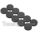 Wltoys K999 Parts-39 Car shell washer(10pcs)