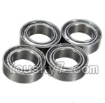 Wltoys K999 Parts-41 Bearing(6X10X3mm)-4pcs