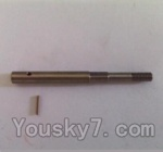 Wltoys L303 Spare Parts-43 Main shaft(φ5X57mm) & Small shaft(φ1.5X8mm)