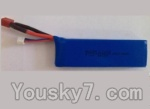 Wltoys L303 Spare Parts-61-01 7.4v 2500mah 25c Battery(1pcs)