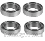 Wltoys L303 Spare Parts-64-02 K949-82 Ball bearing(4pcs)-5X10X4mm
