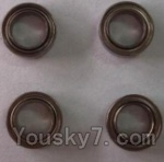 Wltoys L303 Spare Parts-64-03 V912-15 Ball bearing(4pcs)-5X8X2.5mm