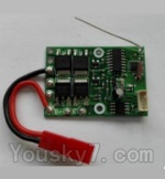 Wltoys L343 Spare Parts-14 Circuit board,Receiver board
