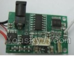 Wltoys L929 Parts-12 Circuit board,Receiver board