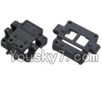 Wltoys P929 P939 Parts-24 Upper and Bottom Gearbox parts