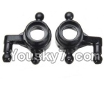 Wltoys P929 P939 Parts-31 Rear Left Steering cup accessories(2pcs)