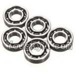 Wltoys P929 P939 Parts-43 Bearing(3X7X2mm)-5pcs