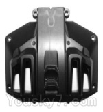 XinleHong Toys S911 Parts-SJ18 The Rear Upper Cover