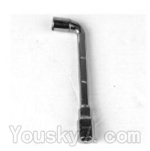 Hosim S911 Parts-WJ12 Hex Screw nut wrench
