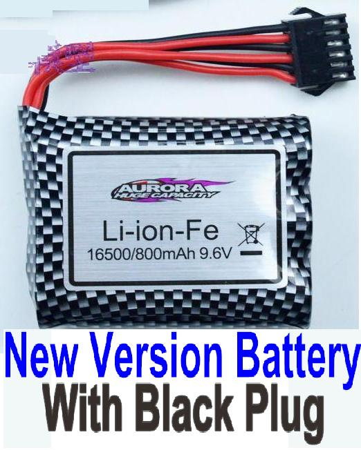 XinleHong Toys S911 RC Car Parts-65 New version 9.6V 800MAH Battery