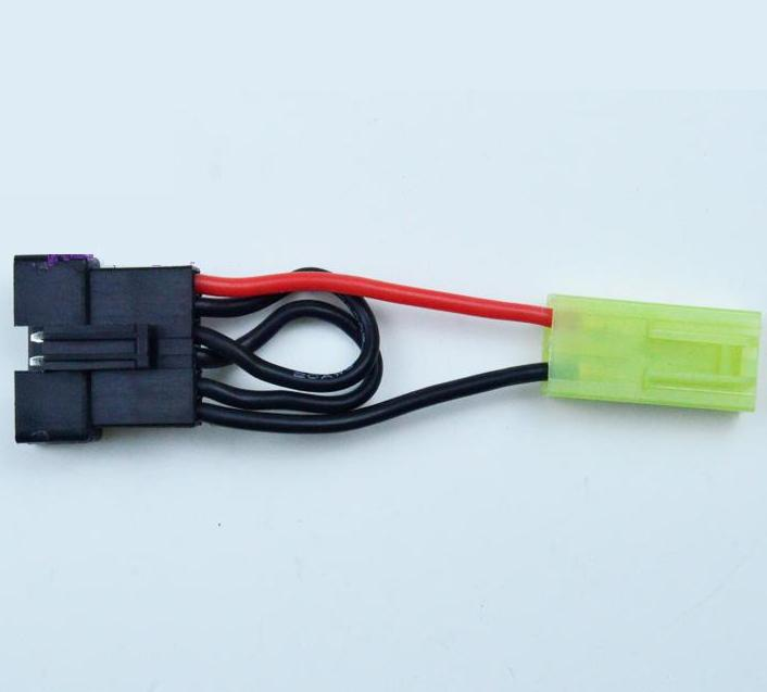 XinleHong Toys 9115 RC Car Parts-66 Old version Plug-To-New Version Plug Conversion wire