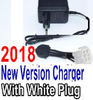 XinleHong Toys 9120 RC Car Parts-70-03 2018 New version Charger-US Converter Socket
