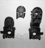 XinleHong Toys 9120 Parts-15 SJ15 The Rear gear box Cover