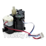 XinleHong Toys 9120 Parts-26 ZJ04 The Front Steering Servo