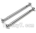 XinleHong Toys 9123 Parts-35 WJ06 The Drive Shaft(2pcs0