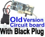 XinleHong Toys 9120 Parts-64 Old version Circuit board With Black Plug