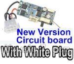 XinleHong Toys 9120 Parts-65 New version Circuit board with White plug