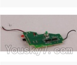 XinleHong Toys 9120 Parts-66 DJ05 The Transmitter Board