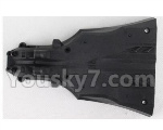 Hosim 9125 Parts-16 SJ16 Front and Upper body cover
