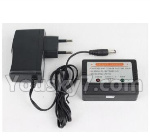 Hosim 9125 Parts-31-01 DJ03 Official Charger and Balance charger