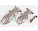 Xinlehong 9125 Parts-32-01 WJ01 Swing arm connection alloy kit