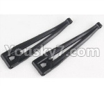 Hosim 9130 Parts-SJ08 Rear Upper Swing Arm(2pcs)
