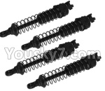 Hosim 9130 Parts-ZJ03 Shock Absorber(4pcs)