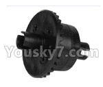 Hosim 9130 Parts-ZJ06 Front Differentials Assembly