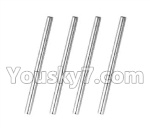 Hosim 9130 Parts-WJ13 Optical axis(4pcs)