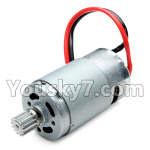 Hosim 9130 Parts-DJ01 Main motor with 14T motor gear