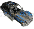 XinLeHong Toys 9137 Parts-Body Shell Cover-Blue-SJ02