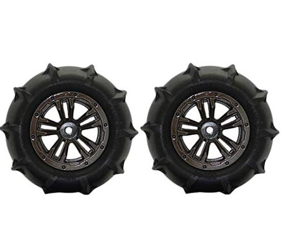 Hosim Q901 Parts-Anti-sand RC Wheel Tires-85mm-2 set-QZJ02