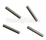 Hosim Q901 Parts-Wheel Hex Hub Pins-4pcs-1.5X9.8mm-QWJ04