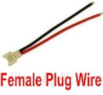 JJRC H36 Spare Parts-25 Female Plug Wire for the Circuit board(1pcs)