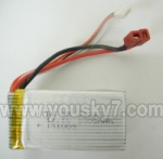 6508-Parts-03 11.1V 2000MAH Battery With T plug
