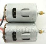 6508-Parts-22 Main motor with shaft and gear(2pcs)
