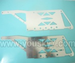 6508-Parts-49 Metal frame B(2PCS)